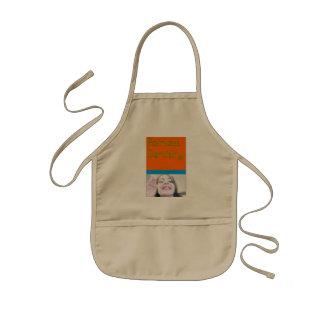Painless Dentistry eBook/Book Cover Kids' Apron