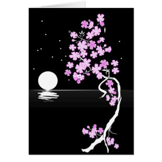 paint-40243  paint moon drawing design tree flower greeting cards