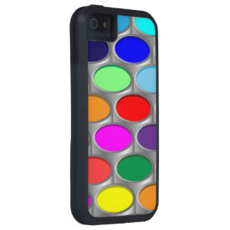 Paint Cans Phone Case - SRF iPhone 5 Cases