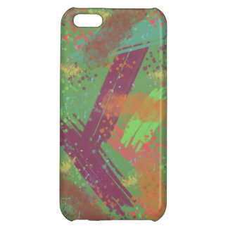 Paint Case For iPhone 5C