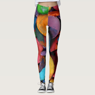 Paint Chip Leggings