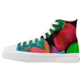Paint Chip Shoes