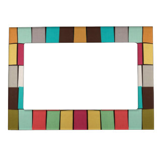 Paint Chips Sorbet Magnetic Frame