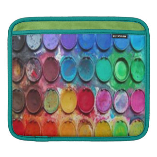 Paint Color Box iPad Sleeve