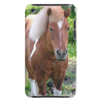 Paint Draft Horse  iTouch Case Barely There iPod Cases