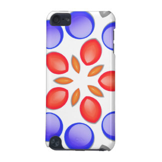 Paint Drop Kaleidscope iPod Touch (5th Generation) Covers