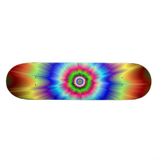 Paint Factory Explosion Skateboard
