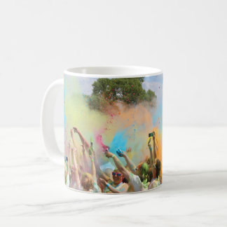 Paint Festival Coffee Mug
