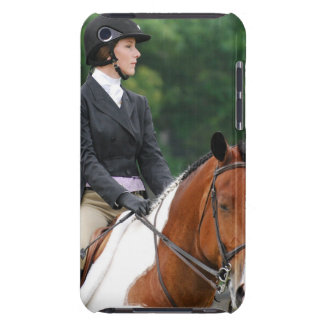 Paint Horse at Show iTouch Case Barely There iPod Case