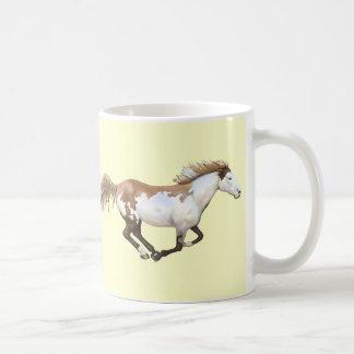 Paint Horse, Dixie Basic White Mug