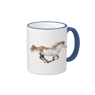 Paint Horse, Dixie Ringer Mug