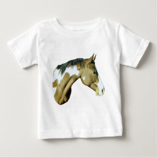 Paint Horse, Lady Baby T-Shirt