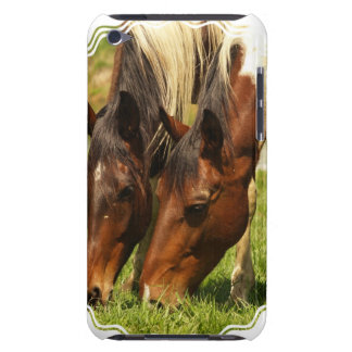 Paint Horse Love iTouch Case iPod Touch Cover