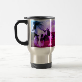 Paint Horse Travel/Commuter Mug