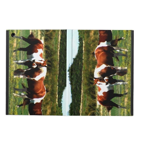 Paint Horses IPad Case