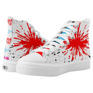 Paint II High Tops
