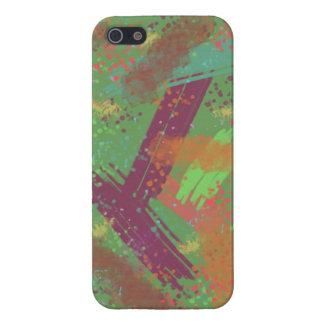 Paint iPhone 5/5S Cases