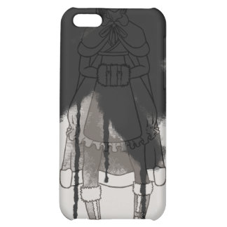 Paint It Black iPhone 5C Covers