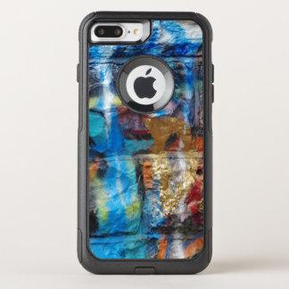Paint Job OtterBox Commuter iPhone 8 Plus/7 Plus Case