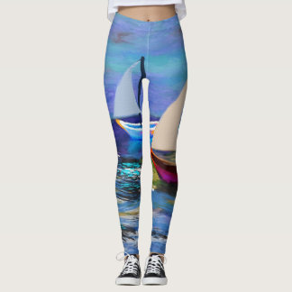 Paint leggings