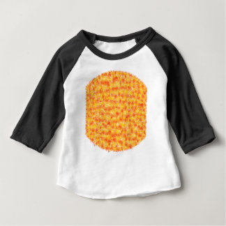 Paint pattern baby T-Shirt