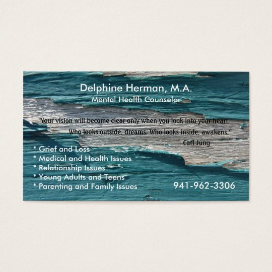 Paint Peel 3-8 Business Card