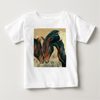Paint Ponies Baby T-Shirt