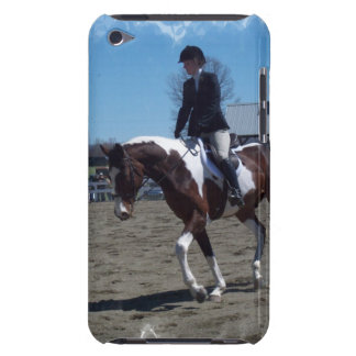 Paint Pony Horse Show iTouch Case iPod Touch Cover