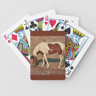Paint Pony Poker Deck
