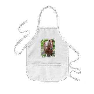 Paint Quarterhorse Children s Smock Apron