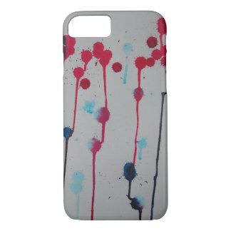 Paint Spat Iphone7 Case