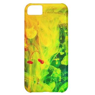 Paint Splash Case For iPhone 5C