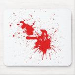 Paint Splash Mousepad