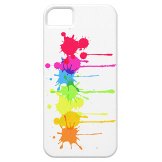 Paint Splash Phone Case