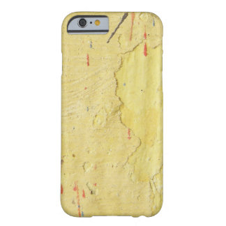 Paint Splash, Rugged Design Barely There iPhone 6 Case
