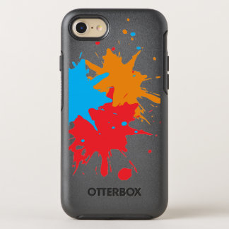 Paint Splat Apple iPhone 6/6s Symmetry Series OtterBox Symmetry iPhone 7 Case