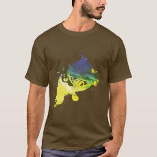 Paint Splat Horn T-Shirt