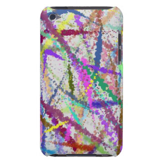 Paint Splatter 2 iPod Touch Covers