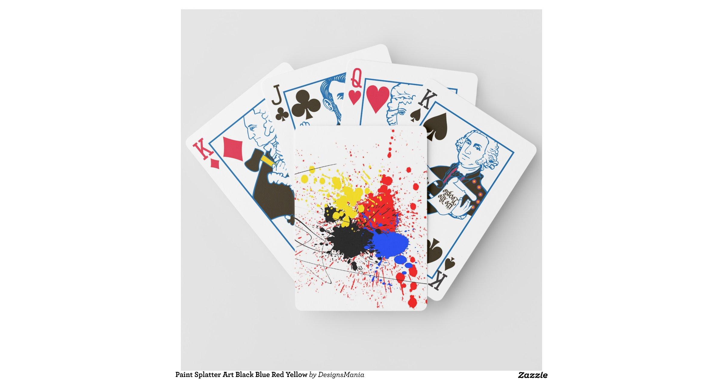 Black And Yellow Paint Splatter Paint Splatter Art Black Blue