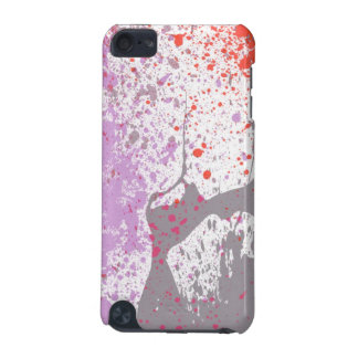 Paint Splatter iPod Touch 5G Covers