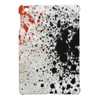 Paint Splatter design iPad Mini Cover