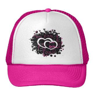 Paint Splatter Hat
