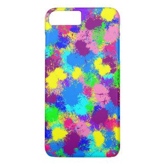 Paint Splatter iPhone 8 Plus/7 Plus Case
