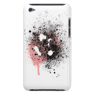 Paint Splatter iPod Case iPod Touch Covers