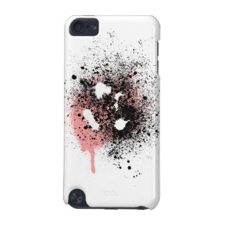Paint Splatter iPod Case iPod Touch 5G Cover