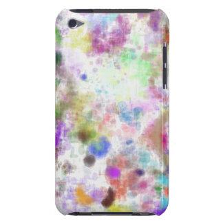 Paint Splatter iPod Touch Case