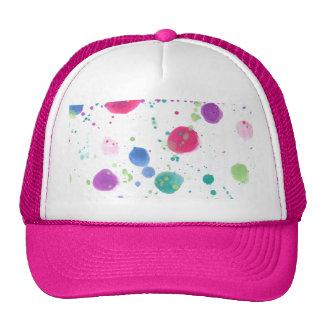 Paint Splatters Hat