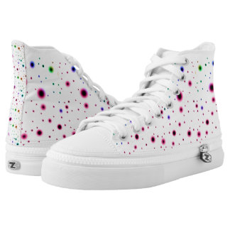 Paint Spots High Tops