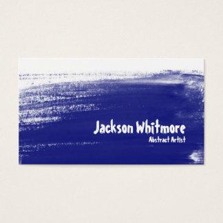 Paint Strokes - Blue