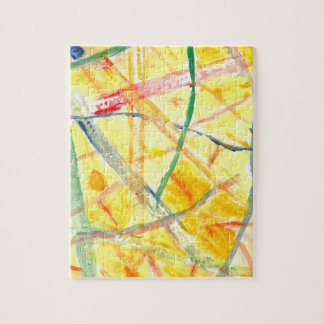 Paint Strokes Puzzle